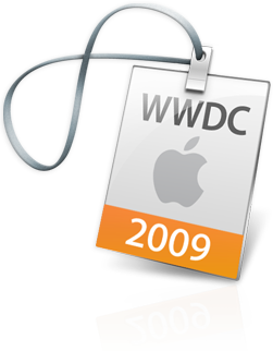 badge WWDC 2009