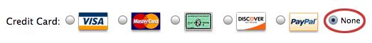 тип платежа в iTunes Store US