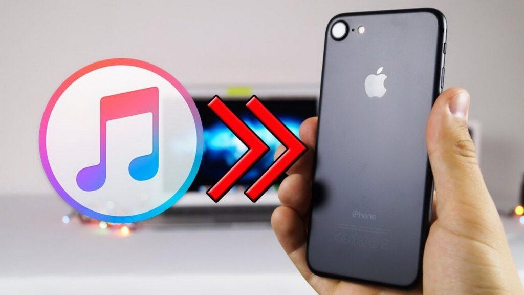 как скачать на айфон музыку