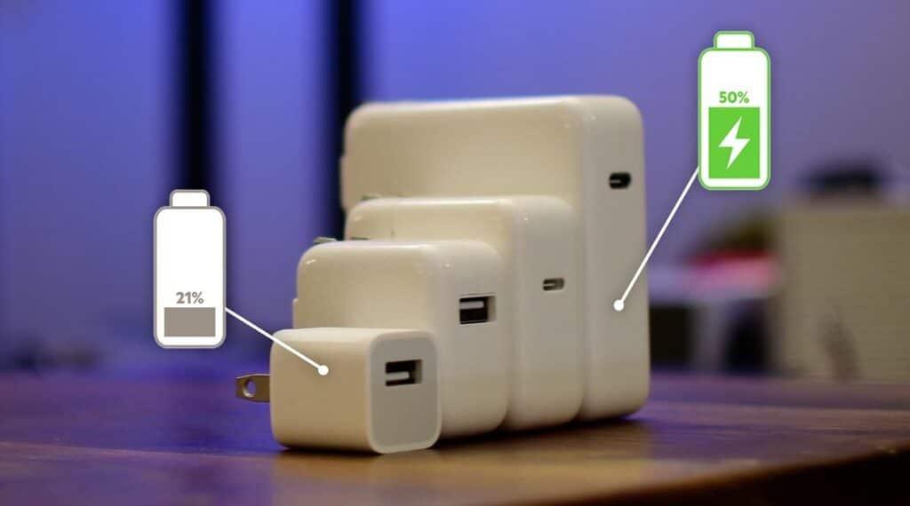 Зарядное айфон