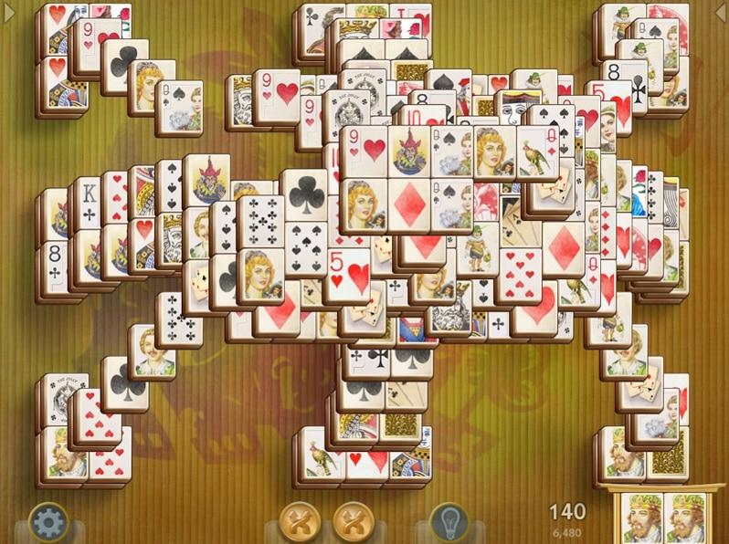 mahjong towers игра для iPhone и iPad