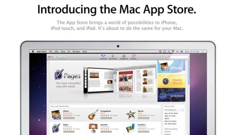 MacOS приложения