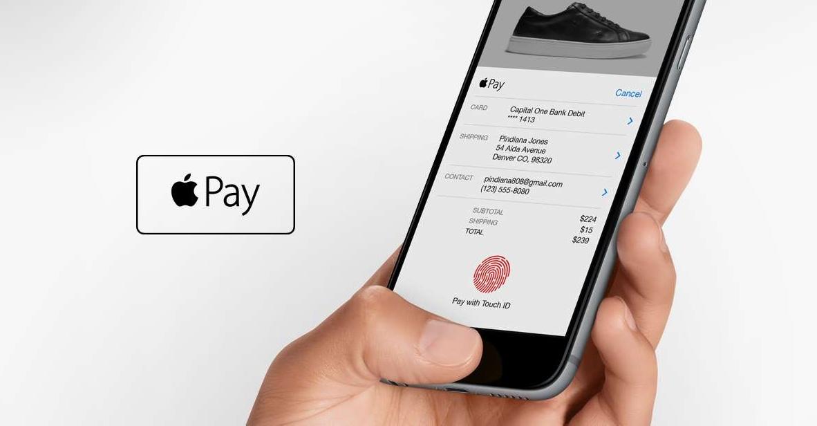 Apple Pay: новая эра бесконтактных платежей