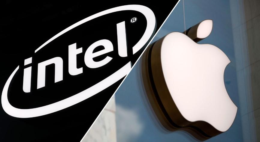 Эпл и Интел