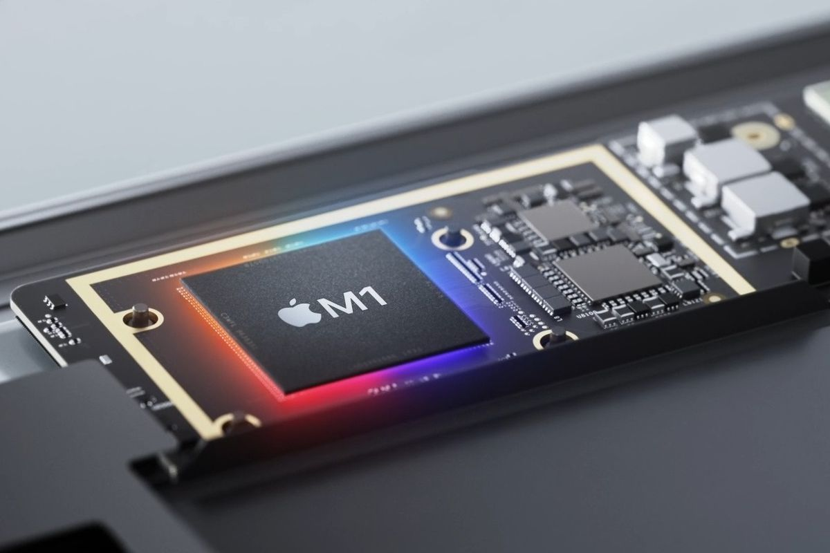 Процессор М1 для Эпл