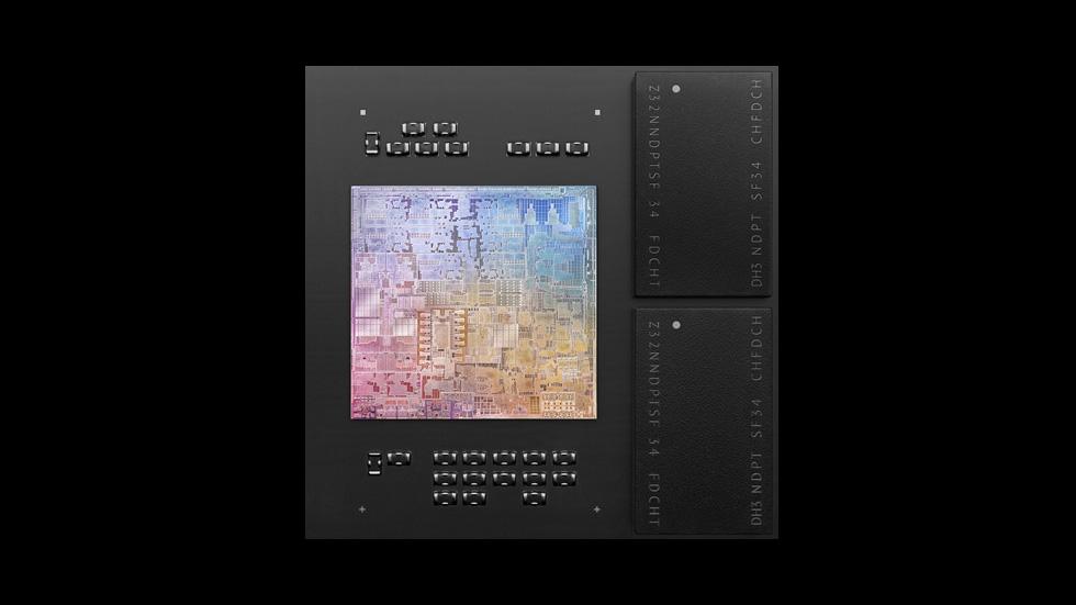 Техпроцесс, процессор M1