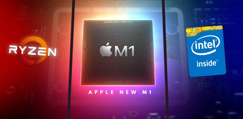 Apple VS Intel VS AMD