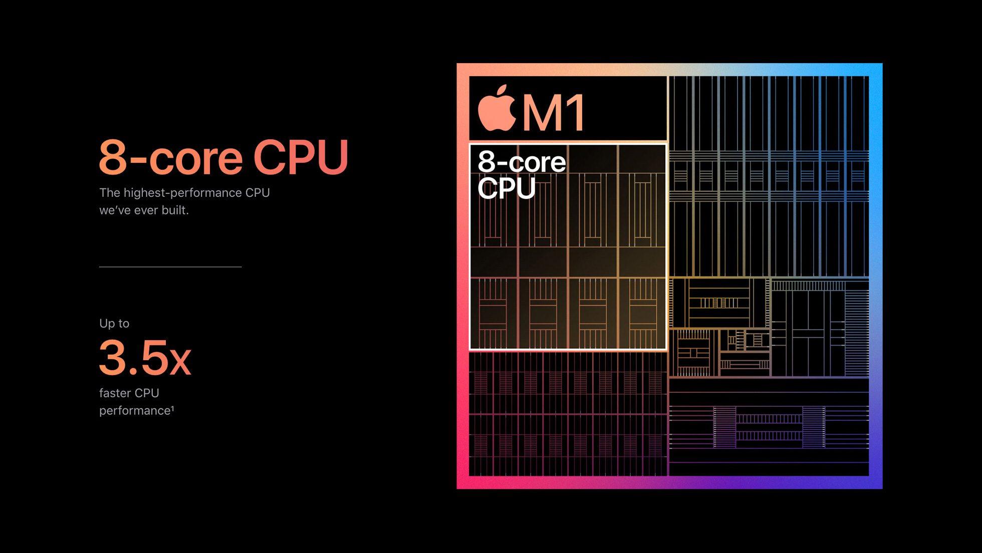 Test Apple M1